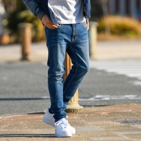 デニムパンツ・ジーンズ - GUESS【MEN】 [GUESS] ELVIS TIGHT SKINNY DENIM PANT 【JAPAN EXCLUSIVE ITEM】