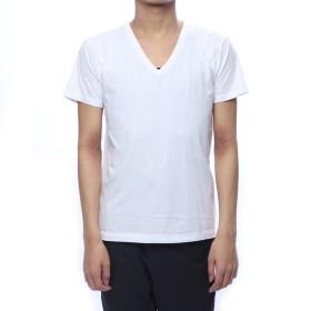ヘインズ Hanes メンズ 半袖インナーシャツ 2P JAPAN FIT V NECK T-SHIRT H5315
