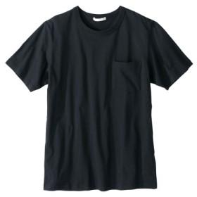 綿100%ポケット付半袖Tシャツ Tシャツ・カットソー