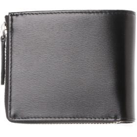 ミラグロ Milagro グレイス L字ファスナー財布 (ボルドー)