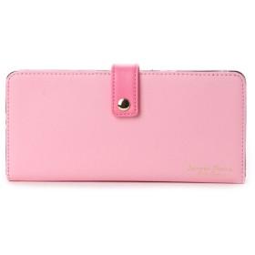 サマンサタバサプチチョイス トロピカルモチーフシリーズ(長財布) ピンク