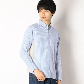 [マルイ]【セール】異素材切替アレンジシャツ/ルパート(DESTRAD)