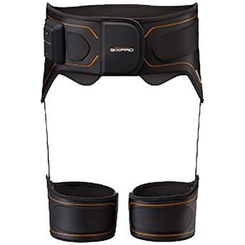 トレーニングギア SIXPAD(シックスパッド) Bottom Belt(Mサイズ/ブラック)SP-BB2304F-M