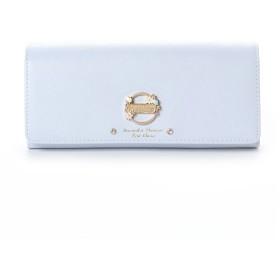 サマンサタバサプチチョイス フルーツモチーフシリーズ 長財布(ライトブルー)