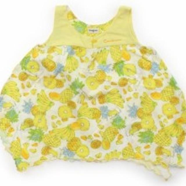 368bfb849281c  コンビミニ Combimini チュニック 90サイズ 女の子 USED子供服・ベビー服