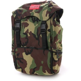 マンハッタンポーテージ Manhattan Portage Hiker Backpack JR (W.Camo)