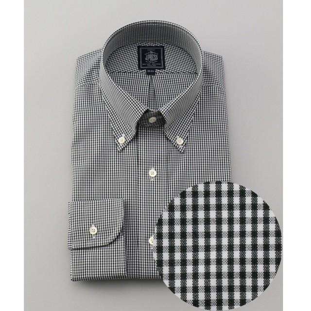 [マルイ] 【形態安定】PREMIUM PLEATS ファンシーギンガムチェック ドレスシャツ/ジェイ・プレス メン(J.PRESS MEN)
