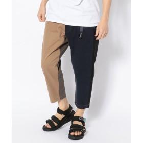 ビーバー MANASTASH/マナスタッシュ FLEX CROPPED PANT クロップドパンツ メンズ CRAZY XL 【BEAVER】