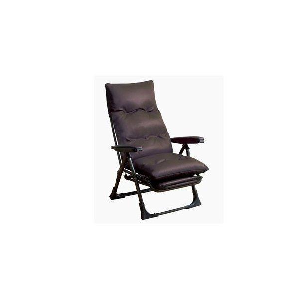 【送料無料】 イス 椅子 コンパクト 専用カバー付き リラックスチェア 折りたたみ (代引不可) チェア 折りたたみ リクライニングチェア アウトドア