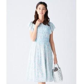[マルイ]【セール】【洗える!】SPRING BOUQET ドレス/トッカ(TOCCA)