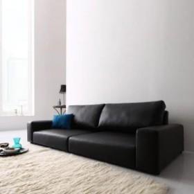 3P Lex 3人 北欧 腰痛 sofa 高級 合皮 幅180 ソファ 1人暮し 3人掛け 2人掛け デザイン ソファー リビング 三人掛け こたつ用 040102858