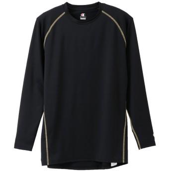 クルーネックロングスリーブTシャツ 19FW チャンピオン(CM4HP262)【5400円以上購入で送料無料】