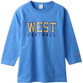 T1011(ティーテンイレブン) ラグラン3/4スリーブ【7分袖】Tシャツ 19SS MADE IN USA チャンピオン(C5-P402)【5500円以上購入で送料無料】