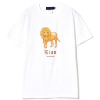 NAIJEL GRAPH / たしざん Tシャツ メンズ Tシャツ LION XL
