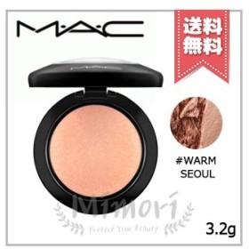 【送料無料】MAC マック ミネラライズ ブラッシュ #WARM SOUL ウォームソウル 3.2g