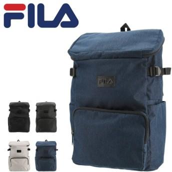 フィラ リュック 30L 大容量 プリモ メンズ レディースFILA-7535 FILA | リュックサック スクエア デイパック A4 通学 USB充電機能 [PO10]