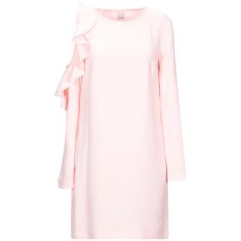 《セール開催中》PINKO レディース ミニワンピース&ドレス ライトピンク 40 100% ポリエステル