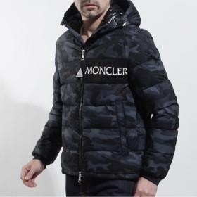 モンクレール MONCLER フーデッド ダウンジャケット AITON グレー メンズ aiton-4188405-549x4-990
