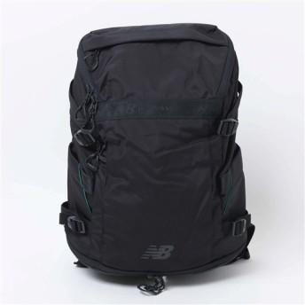 (NB公式)【ログイン購入で最大8%ポイント還元】 ユニセックス ピナクルバックパック (ブラック) バッグ 鞄 リュックサック/デイパック ニューバランス newbalance