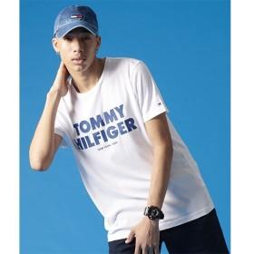 [マルイ]【セール】【オンライン限定カラーあり】ロゴTシャツ/トミーヒルフィガー(メンズ)(TOMMY)