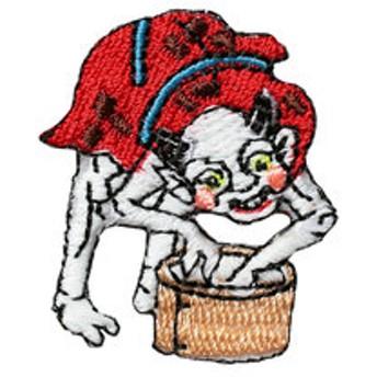 【URBAN RESEARCH:雑貨】京東都 ワッペン小豆洗い