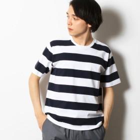 [マルイ] ワイドボーダー Tシャツ/コムサコミューン(COMME CA COMMUNE)