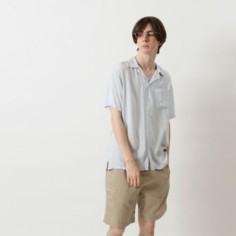 ショートスリーブシャツ 19SS キャンパス チャンピオン(C3-P349)【5400円以上購入で送料無料】
