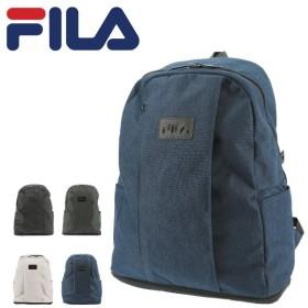 FILA フィラ リュックサック USB充電機能 A4 19L 男女兼用 7533