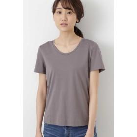 [マルイ] 半袖Tシャツ/ヒューマンウーマン(HUMAN WOMAN)