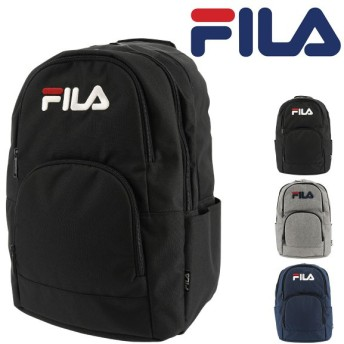 フィラ リュック 26L ラウンド メンズ レディースFILA-7556 FILA | リュックサック デイパック A4 通学 [PO10]