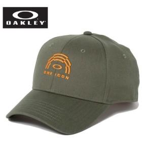 オークリー キャップ 帽子 メンズ レディース 6 PANEL LOGO HAT パネル ロゴ ハット 912115-86V OAKLEY
