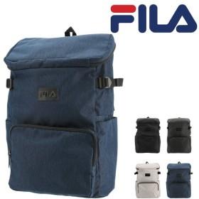 FILA フィラ プリモ リュックサック USB充電機能 撥水 30L FILA-7535