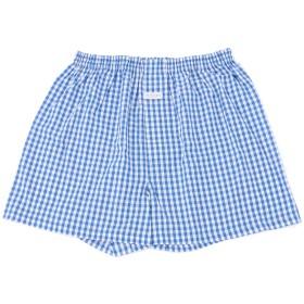 MACKINTOSH PHILOSOPHY(underwear) 【マッキントッシュ フィロソフィーアンダーウエア】トランクス/19S/MTS-3 トランクス,ブルー