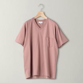 [マルイ]【セール】BY クリスピーコットン 1ポケット Vネック Tシャツ/ビューティ&ユース ユナイテッドアローズ(メンズ)(BEAUTY&YOUTH)