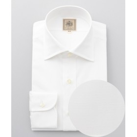 [マルイ] シングルニードルGIZA88 ブロードワイドカラー ドレスシャツ/ジェイ・プレス メン(J.PRESS MEN)