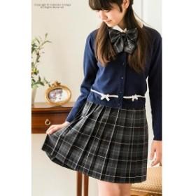 キャサリンコテージ(Catherine Cottage)/日本製 チェックプリーツスカート
