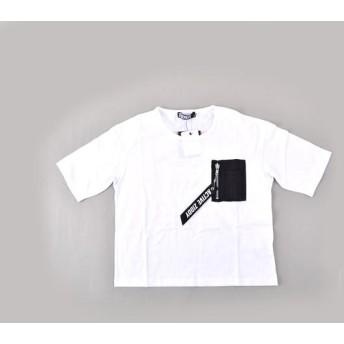 [マルイ]【セール】【カタログ掲載】天竺MA-1ポケット付きTシャツ/ジディ(ZIDDY)
