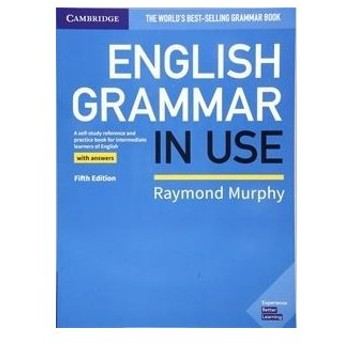 English Grammar in Use 5/E Book with answers