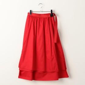 [マルイ]【セール】Khaju:ギャザーラップスカート/カージュ(Khaju)