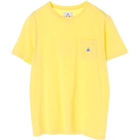 Cape HEIGHTS Cape HEIGHTS / ケープハイツ FOGERTY T-SHIRT Tシャツ・カットソー,イエロー