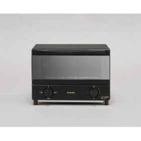 KSOT-011-B オーブントースター 2枚焼き ブラック