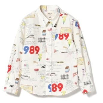 Bellerose / プリントシャツ(4~10才) キッズ カジュアルシャツ DIS1 10y
