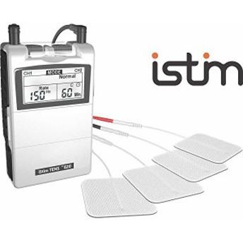 EV-820 TENS 低周波マッサージ機 Massage Machine パルス幅 周波数 無段階調整可能 5種類のモードと12種類のプリセットプログラ ...