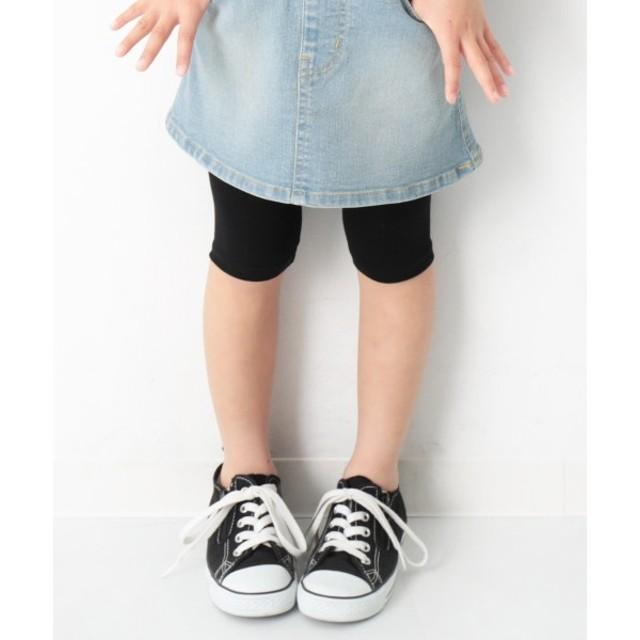 [マルイ]【セール】子供服 レギンス キッズ 韓国子供服 天使のレギンス 5分丈 女の子 ベビー ボトムス/デビロック(devirock)