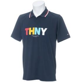 トミー ヒルフィガー ゴルフ TOMMY HILFIGER GOLF THNY 半袖ポロシャツ