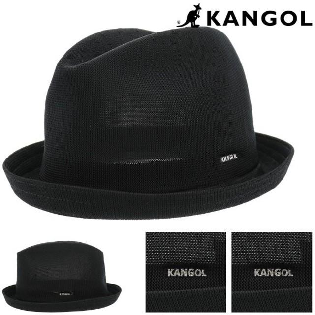 KANGOL カンゴール 中折れハット トロピックプレイヤー 195169006