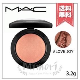 【送料無料】MAC マック ミネラライズ ブラッシュ #LOVE JOY ラブ ジョイ 3.2g