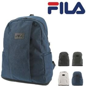 フィラ リュック 19L プリモ メンズ レディースFILA-7533 FILA | リュックサック デイパック A4 通学 USB充電機能 [PO10]