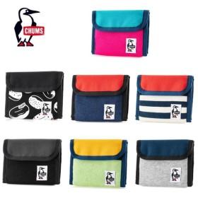 チャムス CHUMS 財布 メンズ レディース Trifold Wallet Sweat Nylon トリフォルドウォレットスウェットナイロン CH60-2688