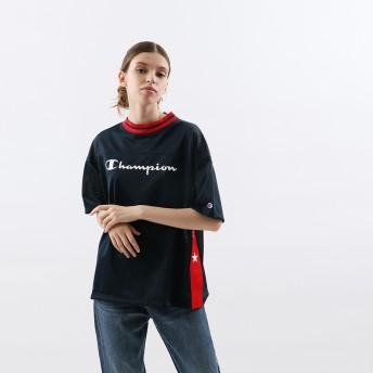 Champion チャンピオン ウィメンズ メッシュTシャツ